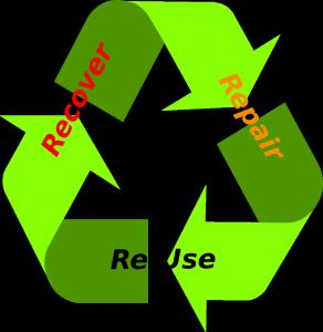RecoverRepairReUse